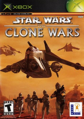 Star Wars: The Clone Wars (輸入版:北米)