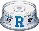 TDK CD-R�ǡ�����700MB 48��®�ۥ磻�ȥץ�֥� �ݥåȥ���������30��ѥå� [CD-R80TWX30PS]