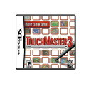 Touchmaster 3 (DS 輸入版 北米)