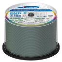 三菱化学メディア Verbatim 録画用 DVD-R DL 片面2層 215分 CPRM対応 8倍速 ワイド印刷対応 ホワイトレーベル スピンドルケース 50枚パック VHR21HP50V1FFP フラストレーションフリーパッケージ(FFP)