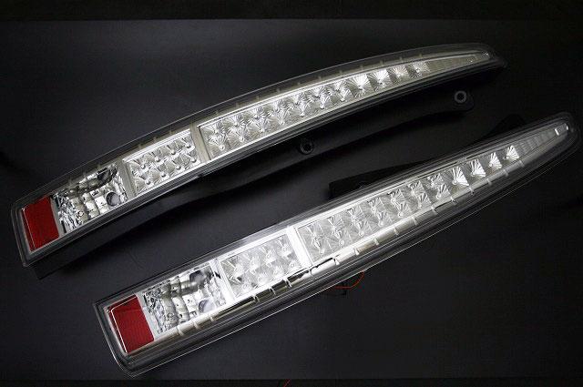 [COLIN]L175S/L185S ムーヴカジュアル(クローム)用LEDテールランプ/ウインカー
