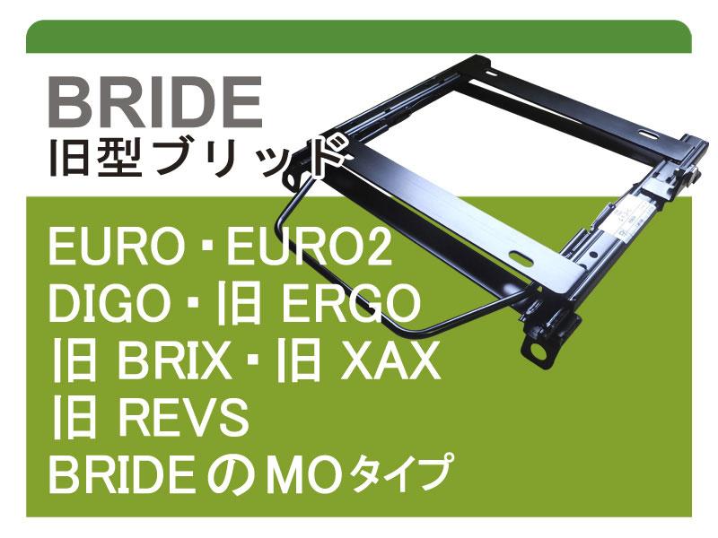 [旧ブリッド]R50/R52/R53 BMW MINI(スタンダード)用シートレール
