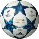 サッカーボール5号球 アディダス adidas フィナーレ UEFA チャンピオンズリーグ 2016-2017 グループリーグ 公式試合球