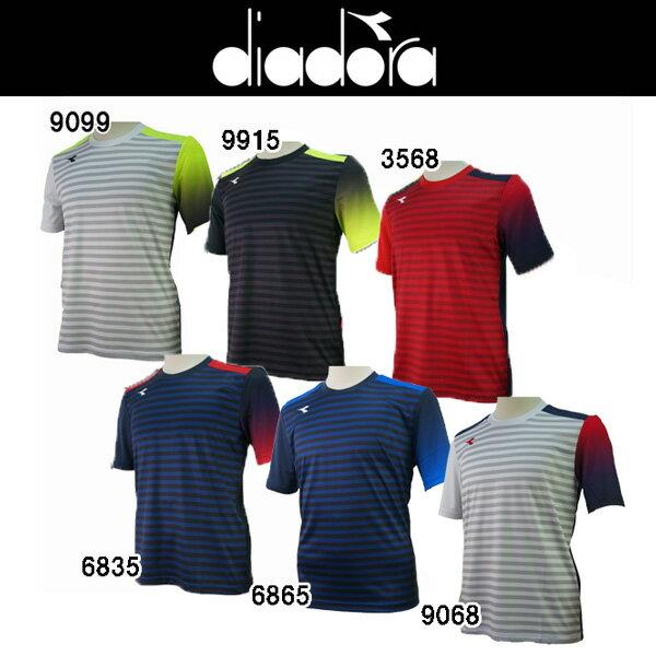 サッカーシャツディアドラdiadoraプラクティスシャツdfp8502