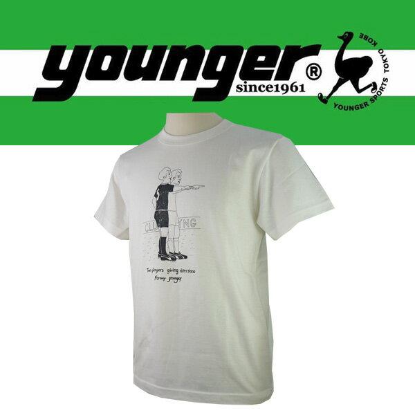 サッカーTシャツヤンガーyoungerディレクションズTシャツyrt645