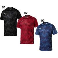 サッカーシャツ プーマ puma FTBLNXT グラフィックシャツ 655852の画像