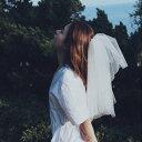 ブライダルベール 個性的 立体感 二重ベール ベールアップ フワフワ 結婚式 旅行結婚 海外撮影 コスプレ 純白 可愛い ショートベール 森系 カワイ系 シンプル ショートヘアー
