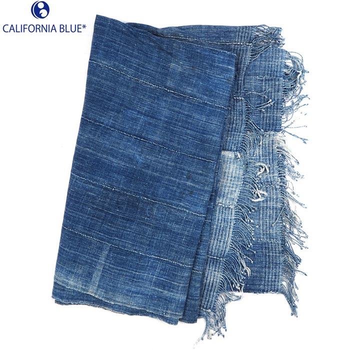 CALIFORNIA BLUE(カリフォルニアブルー)AFRICAN INDIGO STOLE