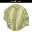 Ralph LaurenシャツラルフローレンシャツストライプシャツビンテージワークシャツメンズMサイズ Lサイズ02P07Feb16【あす楽対応】【RCP】【送料無料】