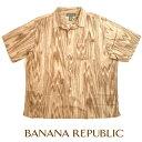 BananaRepubricシャツバナナリパブリック半袖シャツ開襟シャツアウトレット品大きいサイズXLビッグサイズ02P05Apr14M【あす楽対応】