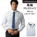 ワイシャツ レギュラー ホワイト カッターシャツ ビジネス リクルート