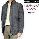 カジュアルアウター 暖かくて軽い 中綿キルティングジャケット315651【送料無料】