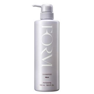 POLA Form shampoo size: L 550 mL