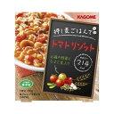 カゴメ押し麦ごはんでトマトリゾット1箱:250g 24箱セット【RCP】