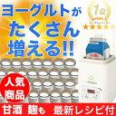 【製菓衛生師監修】i-WANO ヨーグルトメーカー タイマ