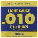 YAMAHA/ヤマハ H-1021×6本 エレキ弦/ライトゲージ/1弦×6本(H1021)