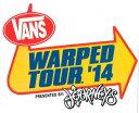 【メール便対応】 VANS WARPED TOUR'14