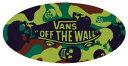 【メール便対応】 VANS CAMO OFF THE WAL...
