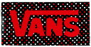 VANS LOGO DOT STICKER!