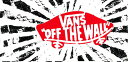 VANS OFF THE WALL SQUARE STICKER!