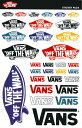 VANS SURF OFF THE WALL STICKER PACK!