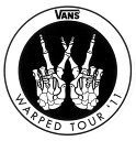 VANS WARPED TOUR'11FINGER