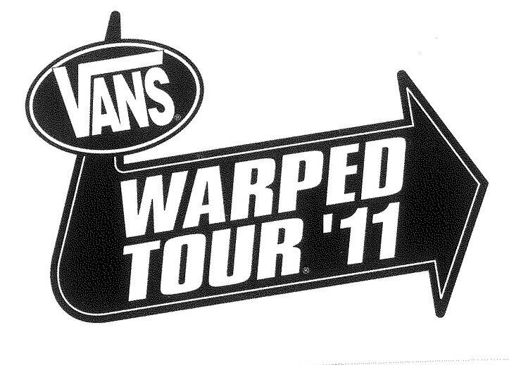 【メール便対応】 VANS WARPED TOUR'11