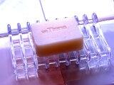 石鹸置き アンティアン ソープサーバー(塩ビ製)水はけもよく、通気性にも優れ、手作り石鹸置きに最適!【石けんケース・石けん台ランキング1位商品】【レビュー評価4.7以上!】【RCP