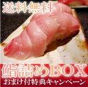 食品 - 【送料無料】贈る鮨詰めBOX!