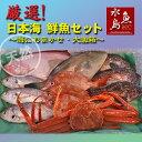 厳選 日本海の鮮魚セット「海におまかせ・大漁箱」 大満足詰め合わせ