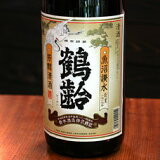 青木酒造 鶴齢 芳醇清酒 1.8L
