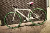 DOPPELGANGER (ドッペルギャンガー) 401 amadeus 自転車 700C アルミ クロスバイク おすすめ 初心者 シマノ21段変速 通勤 通学 快足 北海道は別途送料(税込2500円)かかります。【代引き不可】【離島発送不可】