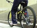 【送料無料】【代引可能】WACHSEN(ヴァクセン) BM-20026インチ折り畳みマウンテンバイク※北海道と沖縄・離島は発送不可となります