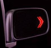 ORIGIN(オリジン)LEDラグジュアリーサイドミラー左右セット