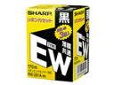 シャープ[SHARP] シャープワープロ書院用タイプEWリボンカセット(黒)3個入 【RW201AB3】[新品]【RCP】