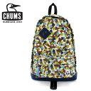 デイパック スウェット生地 CH60-0681 リュックサック チャムス バックパック バッグ CHUMS カツオドリ ペンギンのマーク レディース おすすめ かわいい アウトドア 通販 販売 即納