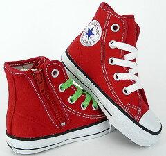 CONVERSE-KIDSシューズ-:-コンバース-オールスター-キッズ/子供用スニーカー「CHILD-ALL-STAR-RZ-HI」-RED