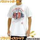 コンバース バスケTシャツ 半袖Tシャツ バスケットTシャツ バスケットボールウェア CONVERSE CB262313