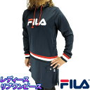 フィラ レディース スポーツ パーカー 446-616 即納 ワンピース トレーニング