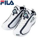 ショッピングバス フィラ グラントヒル2 FILA スニーカー メンズ レディース シューズ ホワイト F03130143