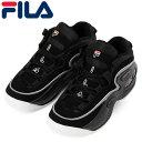 ショッピングバスケットシューズ フィラ スニーカー グラントヒル 3 FILA メンズ シューズ ブラック F04780013