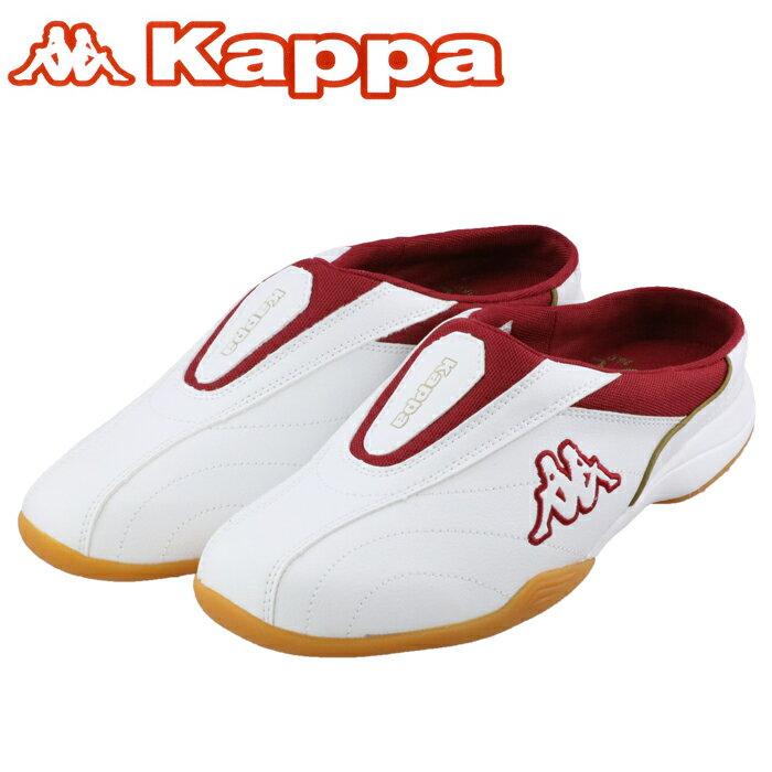 カッパ ストーリア クロッグシューズ サボスリッポン クロッグスニーカー Kappa BCU52