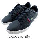 ラコステ メンズシューズ ヨーロッパー 紳士靴 LACOSTE EUROPA TCL MZG008 Ortholite