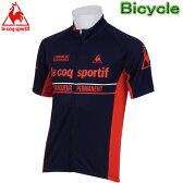 ルコック 自転車シャツ サイクルジャージ 半袖サイクルウエアー Lecoq QC-741563