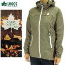 LOGOS ロゴス 6486-2300 マエストラーレキャケット レディースジャケット ソフトシェル 登山ウェアー