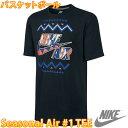 NIKE ナイキ バスケットボールウェア メンズ半袖Tシャツ シーズナル AIR #1 TEE バスケシャツ NIKE 618953