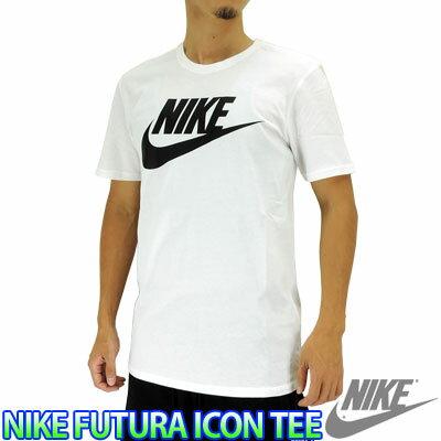 ナイキ フューチュラ アイコン Tシャツ ナイキロゴTシャツ 半袖 メンズ カジュアル ストリート NIKE 696708
