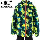 ONEILL スキーウェア 645600 スノボジャケット キッズ スノボーウェア スノージャケット オニール 子供用