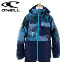 ONEILL スノーボードウエアー 645601 オニール キッズ ジュニア スノボジャケット