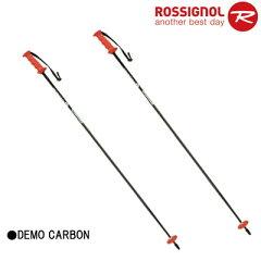 ロシニョール-スキーストック-スキーポール-デモ-カーボン-ROSSIGNOL-DEMO-CARBON